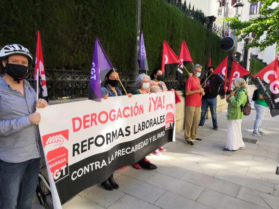 13-M: Concentraciones contra las Reformas Laborales - Imagen-14