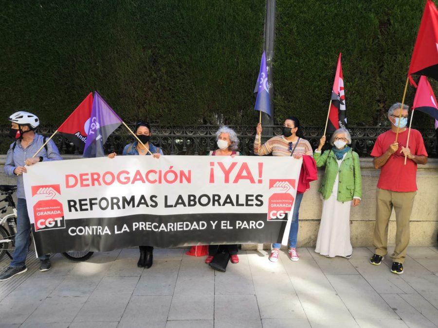 13-M: Concentraciones contra las Reformas Laborales - Imagen-16