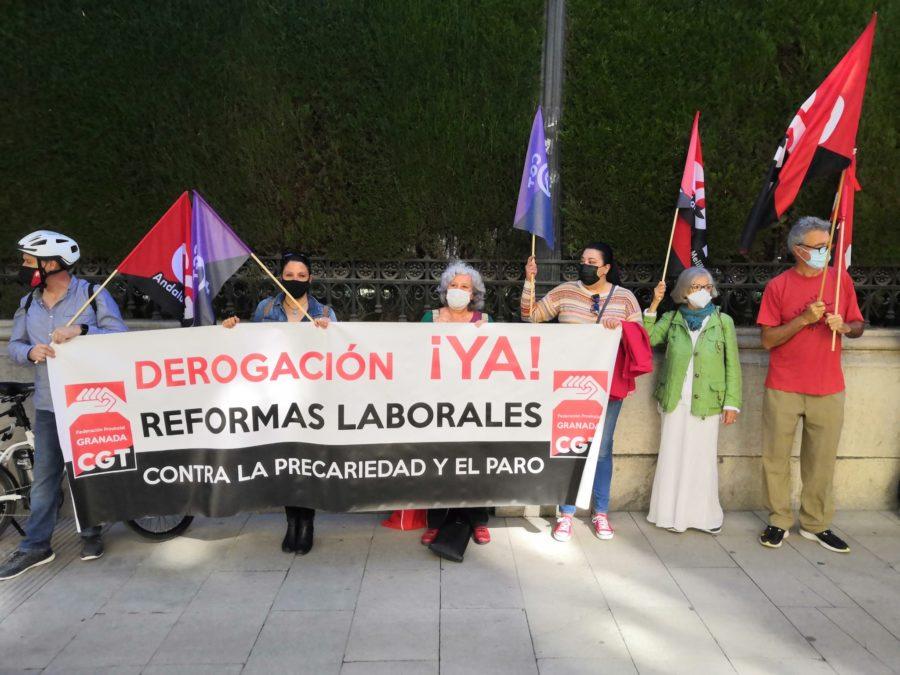 13-M: Concentraciones contra las Reformas Laborales - Imagen-15