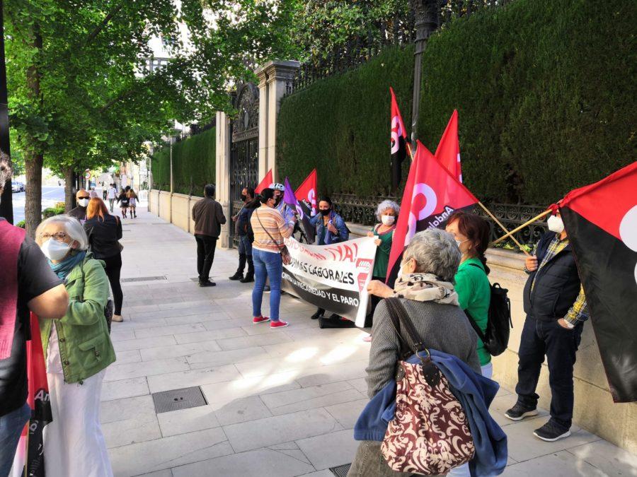 13-M: Concentraciones contra las Reformas Laborales - Imagen-17