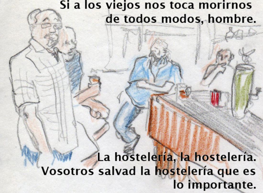 Salvad la hostelería