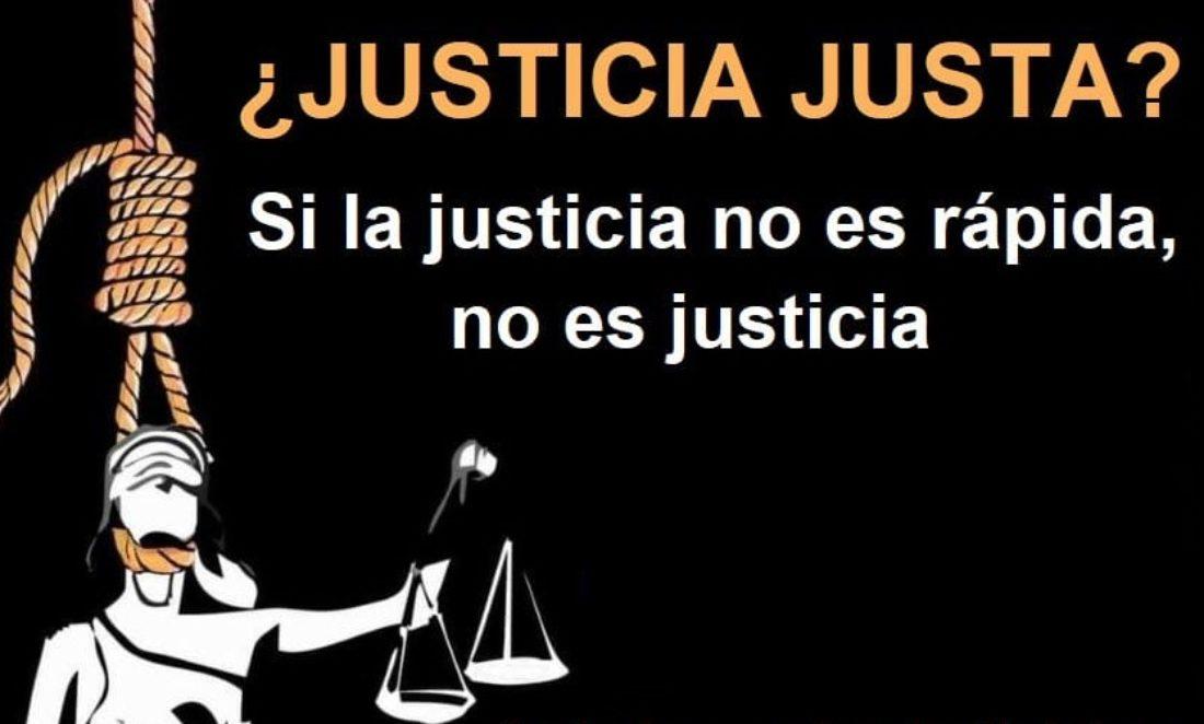 Justicia Justa. El timo de lo complejo 1