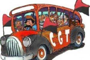 CGT irrumpe con fuerza en «La Veloz» (Grupo SAMAR)