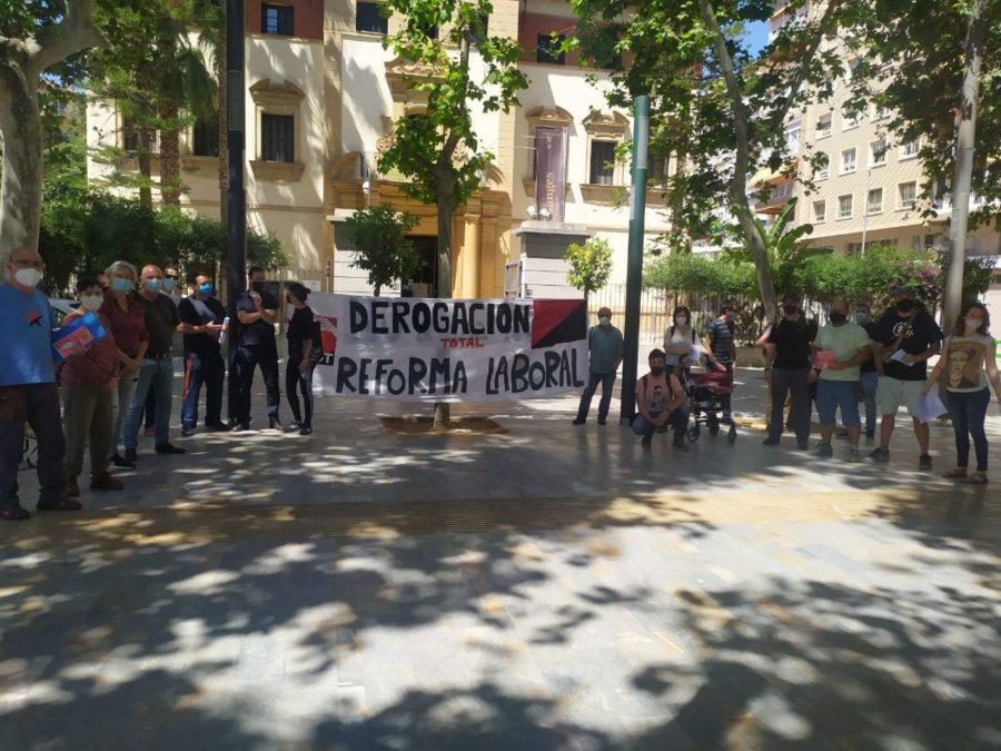 13-M: Concentraciones contra las Reformas Laborales - Imagen-24