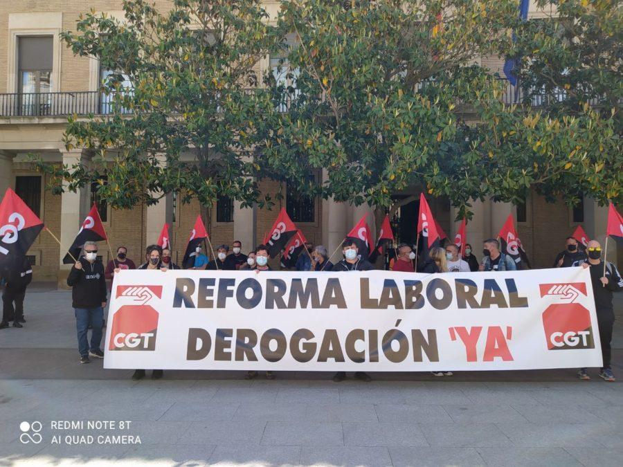 13-M: Concentraciones contra las Reformas Laborales - Imagen-11