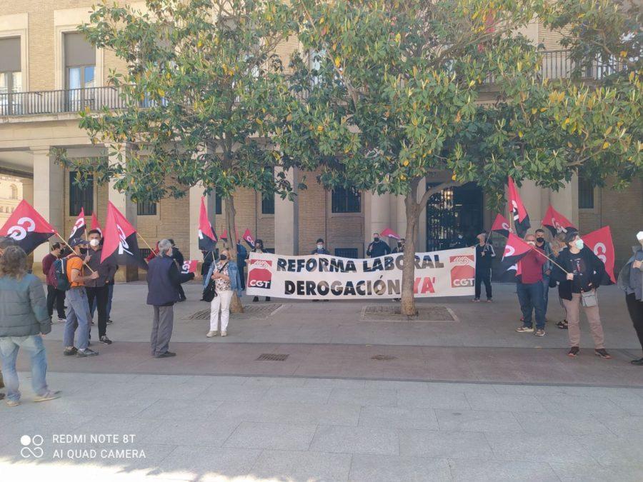 13-M: Concentraciones contra las Reformas Laborales - Imagen-12