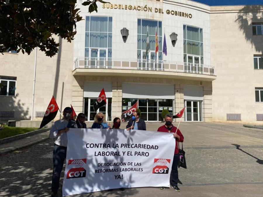13-M: Concentraciones contra las Reformas Laborales - Imagen-18