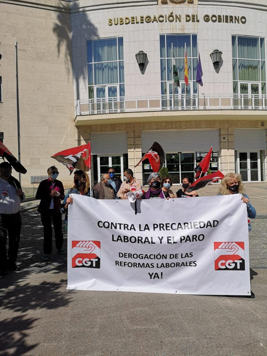 13-M: Concentraciones contra las Reformas Laborales - Imagen-19
