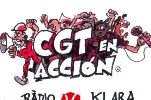"""[Podcast] CGT en Acción """"Sin Mordazas: Por tus derechos, por los míos, por los de todas"""""""