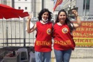TURQUÍA | Por la readmisión de las trabajadoras de SML Etiket