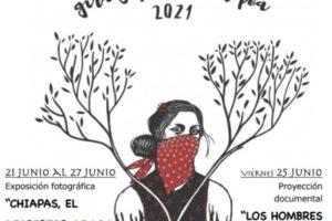 La gira zapatista 2021 en Huesca