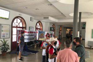 Sin acuerdo en los Servicios Mínimos para la Huelga en RENFE en la provincia de Málaga a partir del próximo viernes 2 de julio