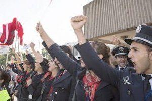 MARRUECOS | Por la readmisión del personal de Royal Air Maroc