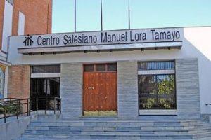 Un colegio público sevillano luce el nombre del presidente de la Comisión Depuradora del Magisterio, Manuel Lora Tamayo*