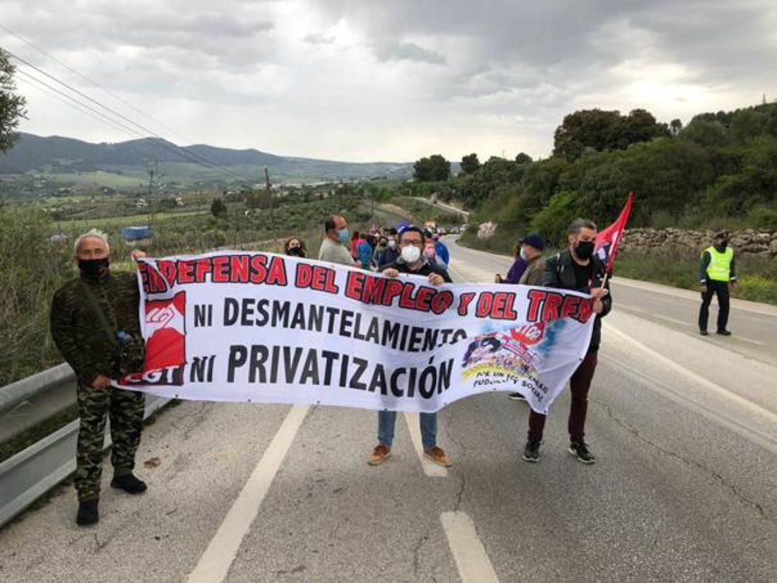 CGT exige a Renfe y al Ministerio de Transportes la recuperación de los trenes eliminados desde el inicio de la pandemia