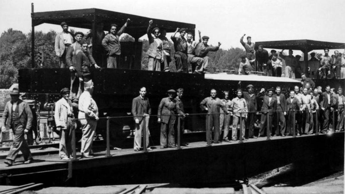 Los 82.831 ferroviarios que el franquismo reprimió, la democracia olvidó y RENFE dignifica
