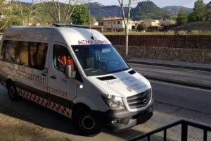 La concesionaria del servicio público de ambulancias balear despide a un técnico sanitario por una entrevista