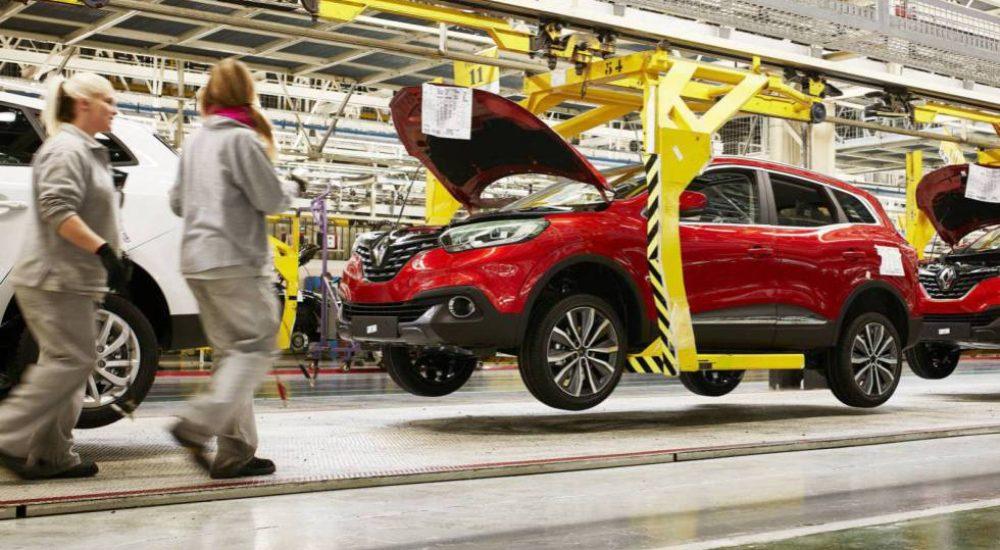 CCOO, UGT y SCP amplían el ERTE de las plantillas de Renault Valladolid y Palencia hasta el 31 de diciembre
