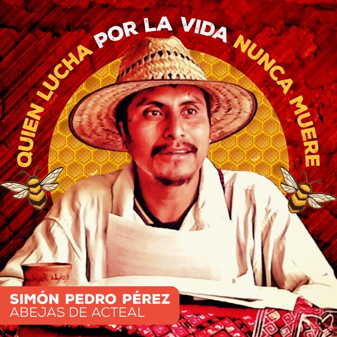 Repudio de organizaciones europeas ante el asesinato del defensor de los derechos humanos Simón Pedro
