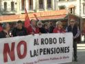 Concentración Pensiones lunes 5 de julio en Úbeda