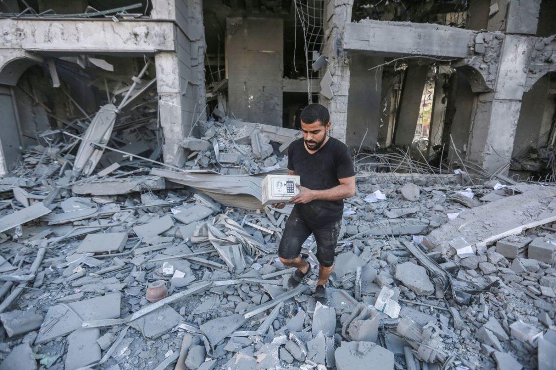 No podemos esperar a la siguiente matanza en Palestina