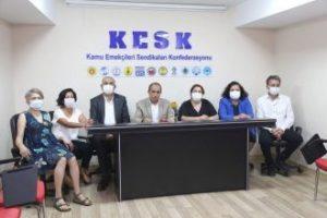 TURQUÍA | Apoyo a la huelga del 27A convocada por KESK