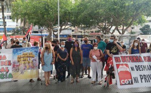 RENFE suprime hoy 18 trenes de cercanías en la línea Málaga-Fuengirola por falta de maquinistas