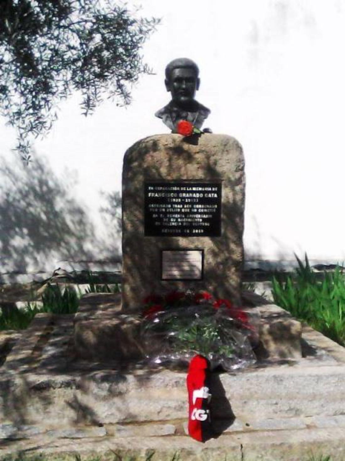 Volvemos a Valencia del Ventoso para honrar a Francisco Granado y Joaquín Delgado