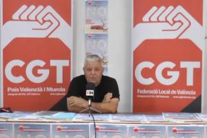 """CGT informa de la apertura de un acta de infracción a EMT València, Covamur y Ballester por """"cesión ilegal de trabajadores"""""""