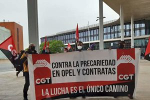 Stellantis comunica a IDL el cese del contrato en la planta Opel España de Figueruelas