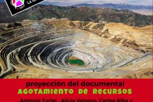 Charla/Debate sobre «Agotamiento de recursos» en el Ateneo Libertario La Idea