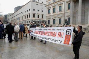 La Federación del Metal de CGT apoya las concentraciones de Víctimas del Amianto del 4 de noviembre