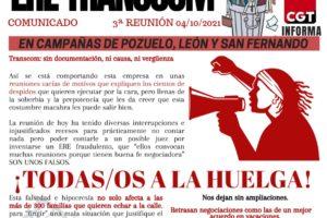 Transcom: sin documentación, ni causa, ni vergüenza ¡TODAS/OS A LA HUELGA!