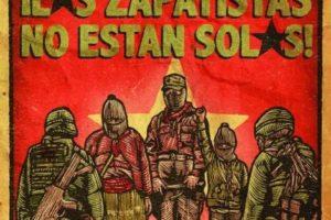 Denuncia de los ataques en la Comunidad de Moises Ghandi (México)